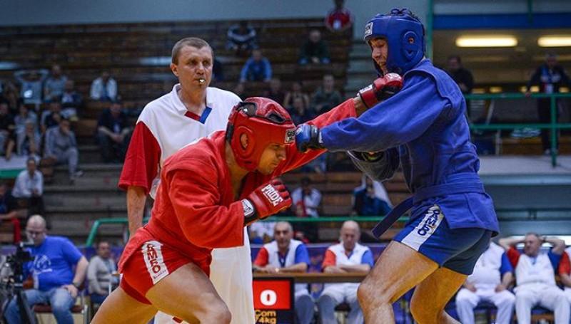 Чемпионат Москвы по боевому самбо