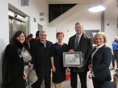 60-летие школы Прометне (Словения)
