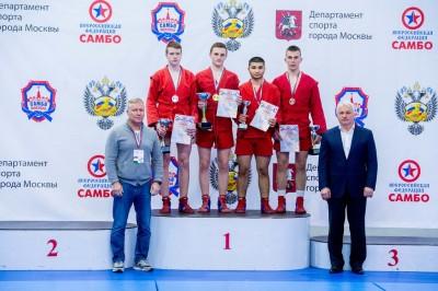 Финал Всероссийского турнира «Самбо вшколу» (1декабря 2019года, МЦБИ)
