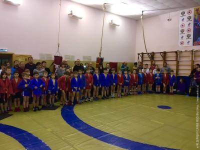 Мемориал братьев Ильи иАнатолия Латышевых среди юношей 2003-2008гг.р.