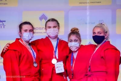 Чемпионат и Первенство мира по самбо (5-8 ноября 2020 г., Сербия)