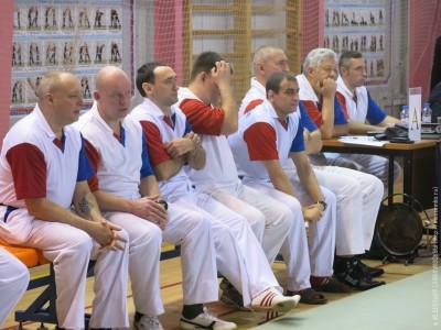 Чемпионат ГУМВД пог. Москве посамбо