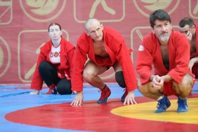 Международный семинар тренеров по самбо (16 мая 2021 года)