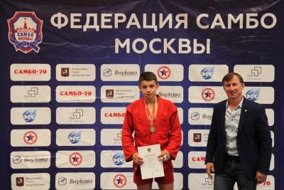 Первенство Москвы 2020 15-16 лет