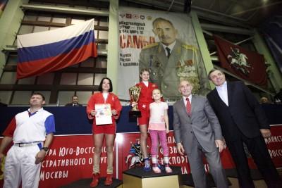 Международный турнир категории «А» посамбо напризы Заслуженного мастера спорта России А.А. Аслаханова