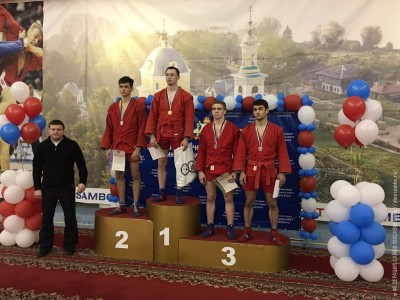 Первенство России среди юниоров июниорок вВыксе