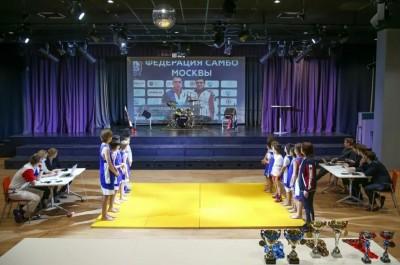 Международный Новогодний онлайн-турнир по ДЕМО-самбо и ОПФ среди школьников