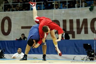 Этап кубка мира посамбо, Международный турнир категории «А» «Мемориал А.А. Харлампиева»