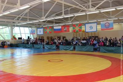 Открытый турнир посамбо, посвященный Дню пограничника
