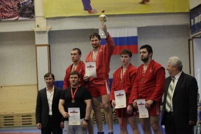 Чемпионат Москвы посамбо среди мужчин иженщин