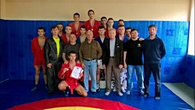 Открытый турнир «Золотая оценка» напризы В.Р.Дарашкевича поспортивному ибоевому самбо
