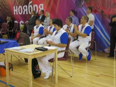 Всероссийский день самбо