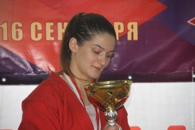 Кубок посамбо Спартака