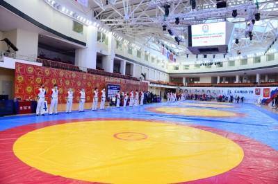 Чемпионат Москвы 2020 года по самбо