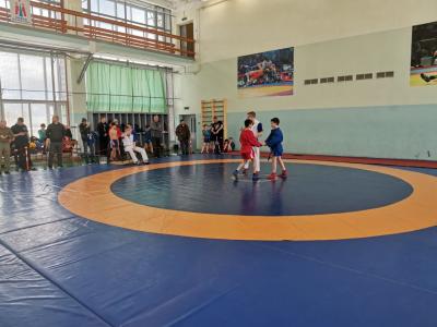 15марта— первый турнир поборьбе самбо среди юношей 11-12, 13-14 лет врамках Московской юношеской лиги