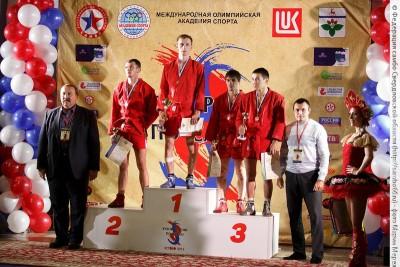 Кубок России посамбо 2015в Кстово