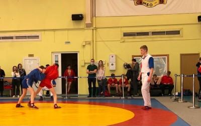 Открытое первенство спортивных школ и клубов ЮЗАО (10 апреля 2021 год)