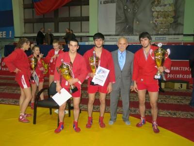 Международный турнир посамбо напризы Заслуженного мастера спорта России Асламбека Аслаханова