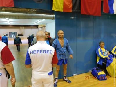 Чемпионат мира посамбо среди ветеранов вХорватии