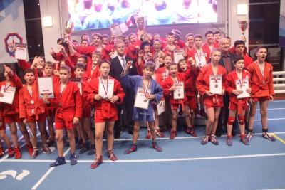 Фестиваль «День самбо» среди образовательных учреждений Департамента образования Москвы
