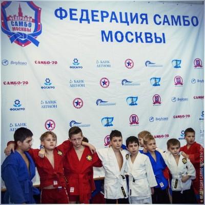 Открытые детские московские соревнования, посвященные годовщине вывода Советских войск изАфганистана