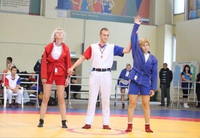 Открытый чемпионат Москвы посамбо среди лиц сограничением здоровья