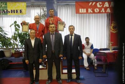 Чемпионат Москвы посамбо среди мастеров