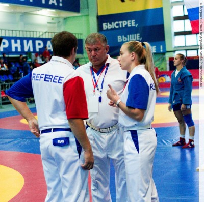 Международный турнир напризы Заслуженного мастера спорта России Асламбека Аслаханова