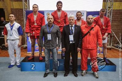 Чемпионат Европы посамбо 2015в Загребе