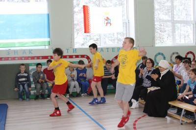 Первый традиционный турнир посамбо «Спорт слепых» для подростков старшего возраста среди юношей идевушек 2003-2004г.р.