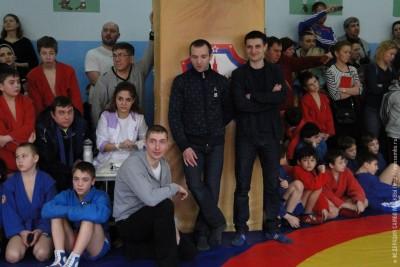 XXюбилейный турнир посамбо «День защитника Отечества»