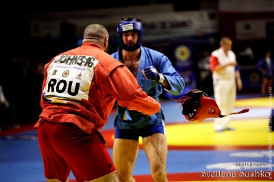 Чемпионат Европы посамбо среди мужчин, женщин ипобоевому самбо