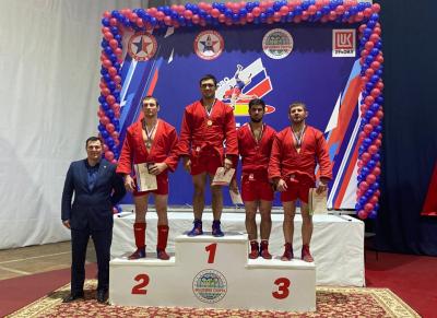 Кубок России по самбо