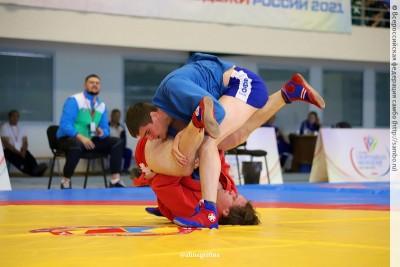 Финал V летней Спартакиады молодёжи России по самбо (16=19 июня 2021 года)