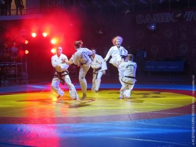Центр спорта иобразования «Самбо-70» отмечает 45-летний юбилей. Вечер