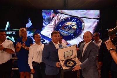 VIМеждународный турнир попрофессиональному боевому самбо «ПЛОТФОРМА S-70»