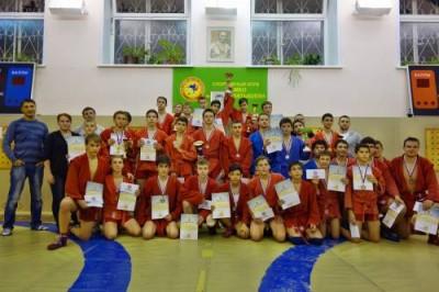 Традиционный турнир памяти Александра Кожушко
