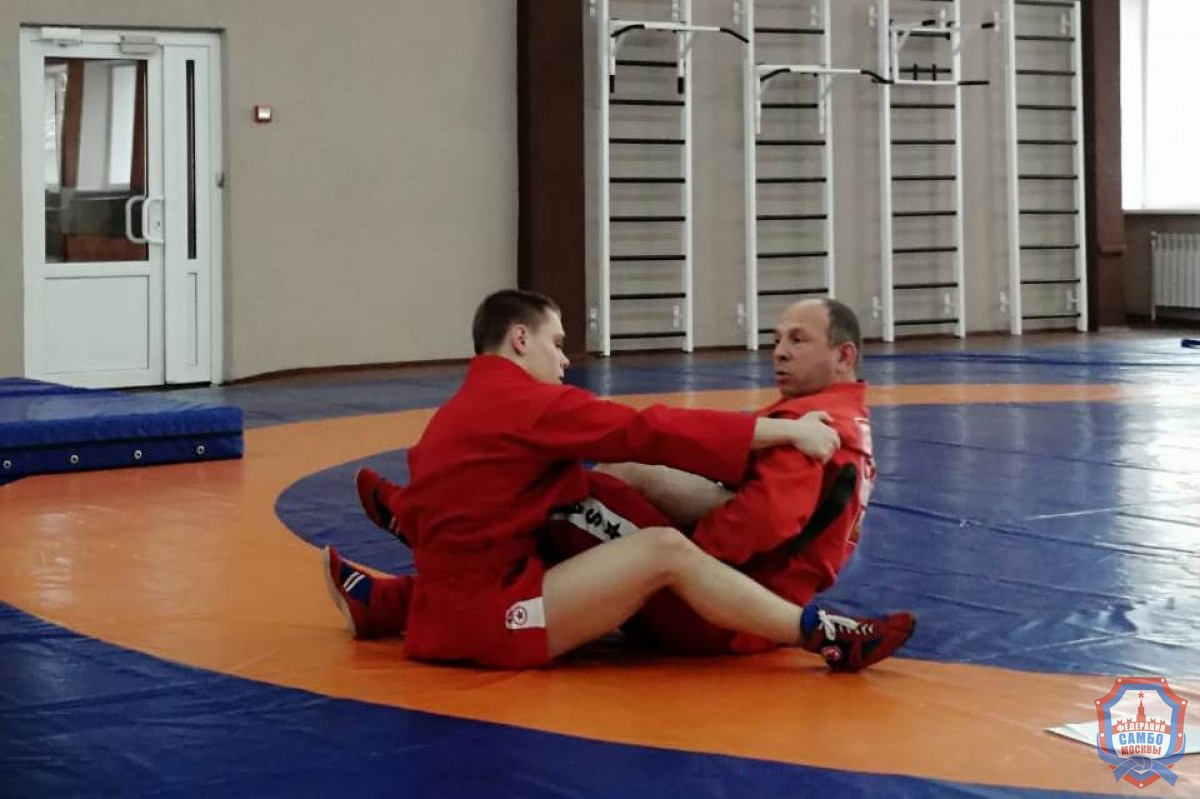 Алексей Лебедев провел тренерский семинар для Федерации самбо Воронежской области