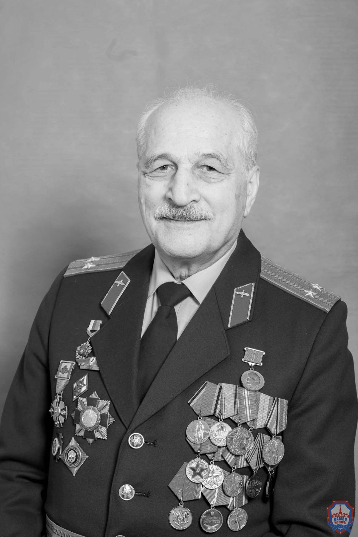 Соболезнования в связи со смертью Владимира Самсоновича Степанова