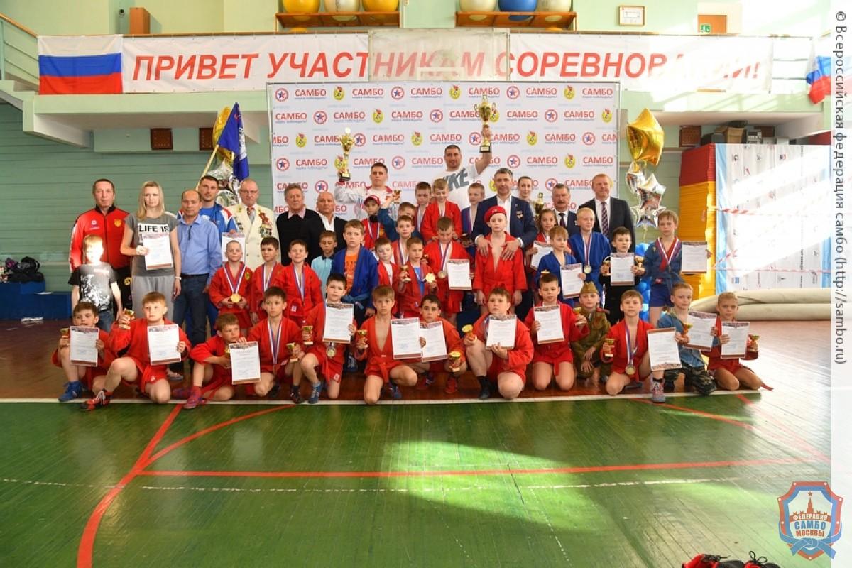 Всероссийский турнир «Бессмертный полк» 9мая