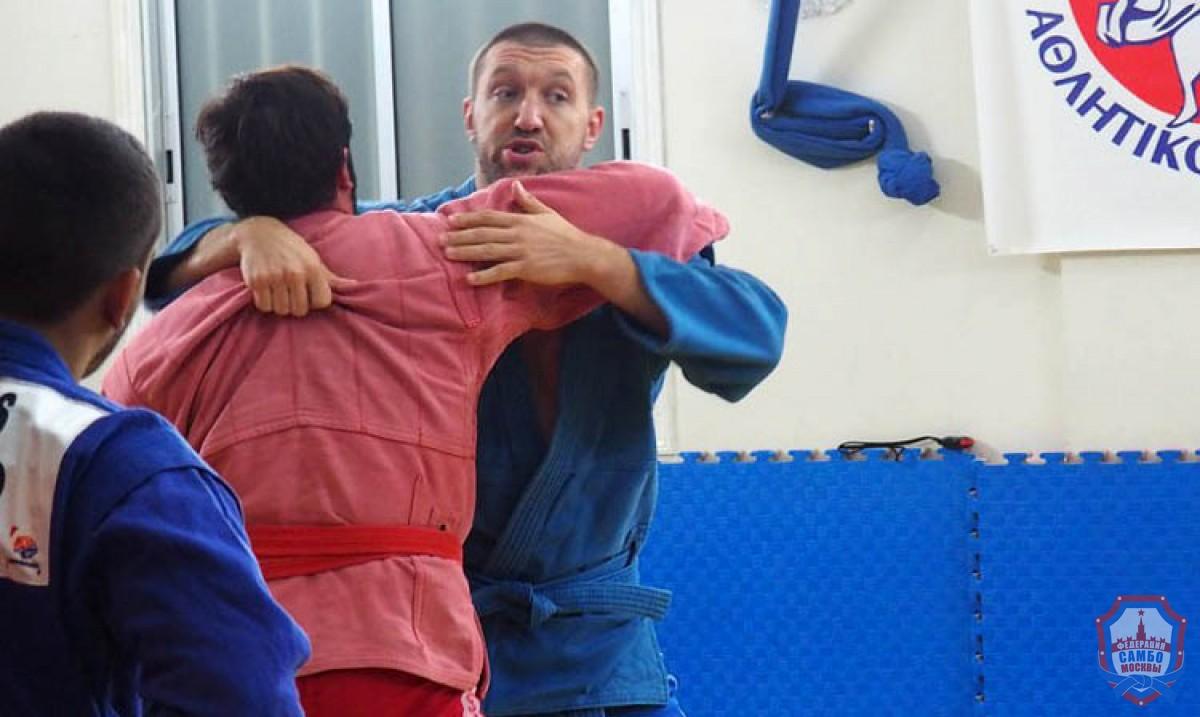 Международный семинар тренеров по самбо пройдет в Москве