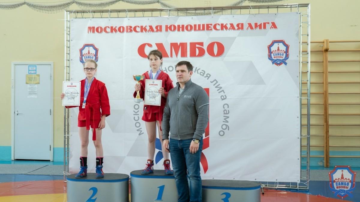 МЮЛ: Открытое Первенство СШ№4 Москомспорта по самбо, посвященное памяти сотрудников правоохранительных служб РФ