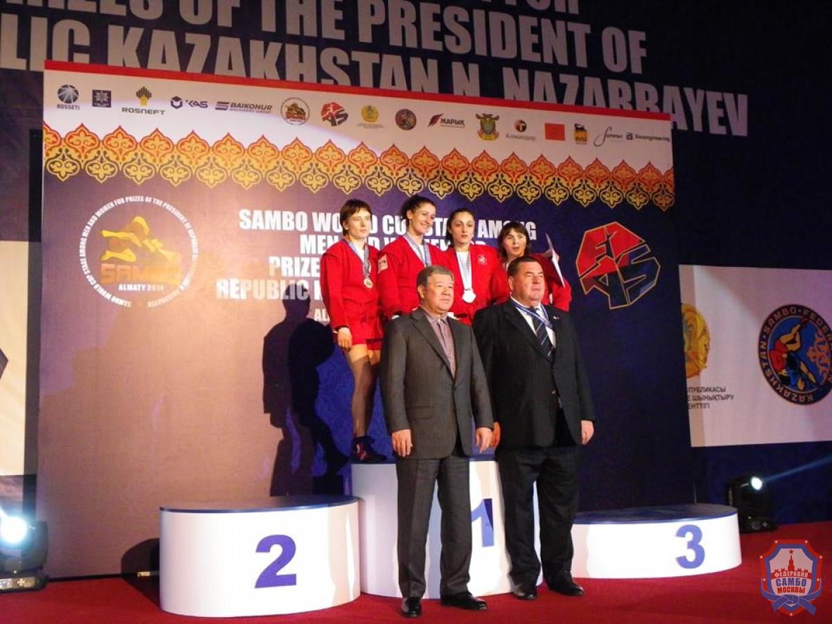 Этап Кубка мира напризы Президента Республики Казахстан