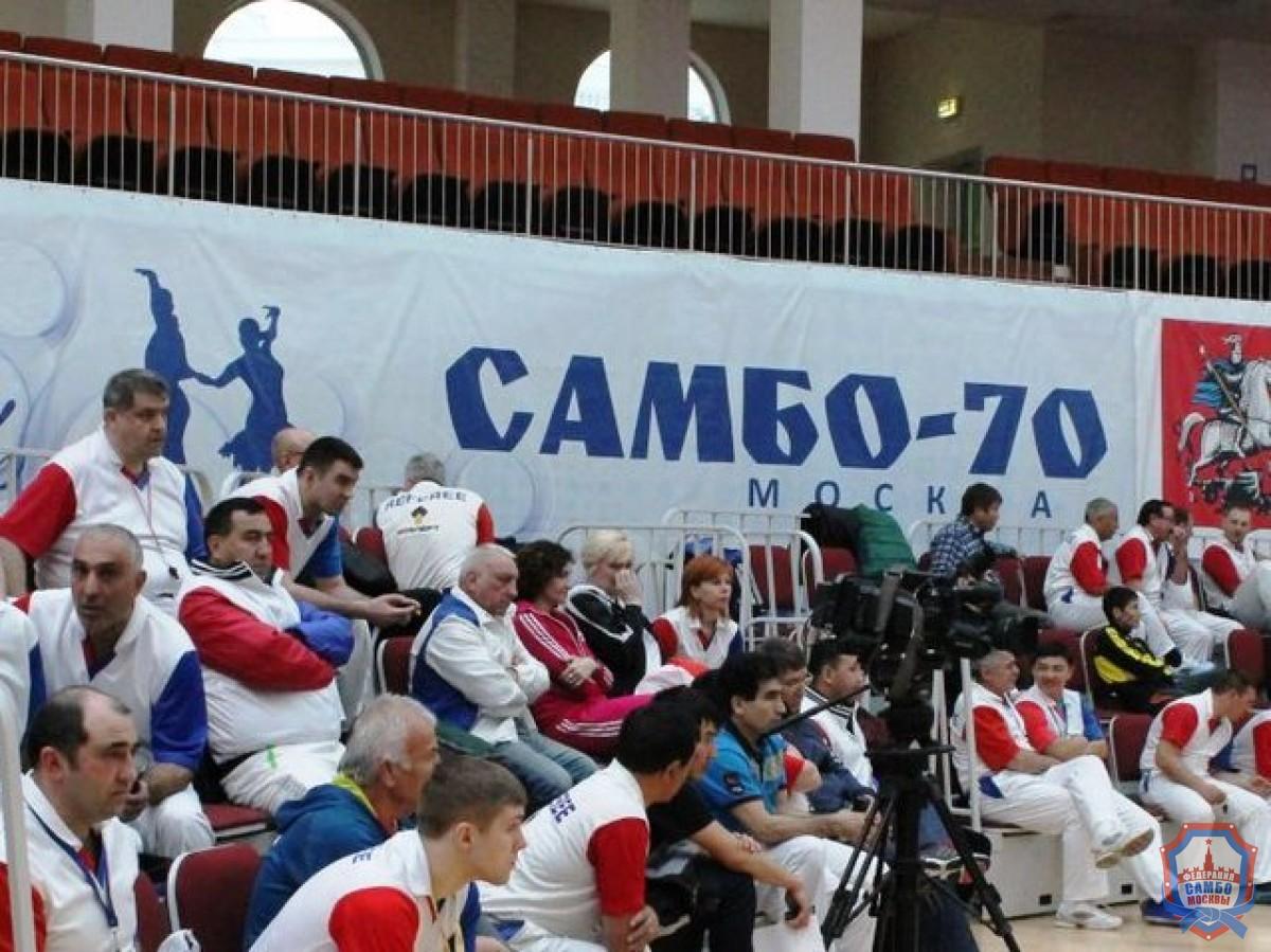 Московский семинар судей по борьбе самбо