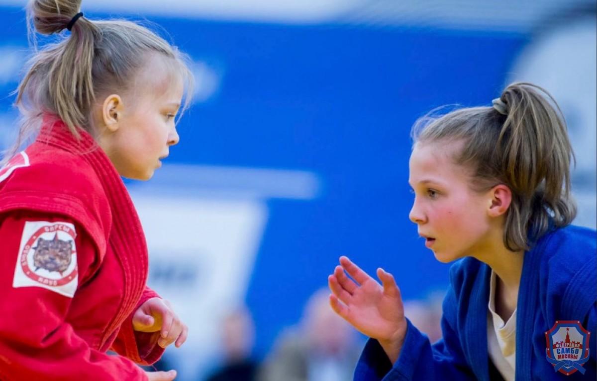 Жеребьевка 2-го дня Первенства Москвы по самбо среди юношей и девушек 12-14 лет