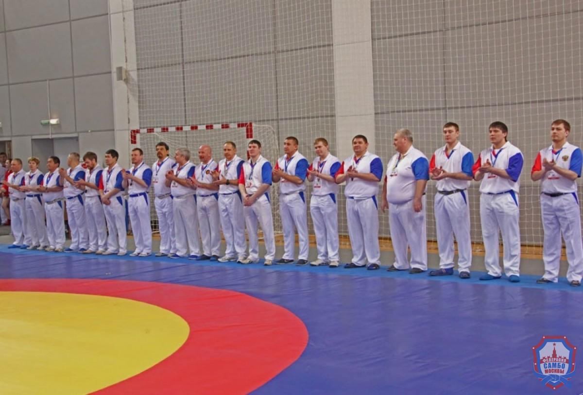 СУДЬИ намосковских соревнованиях— 2018
