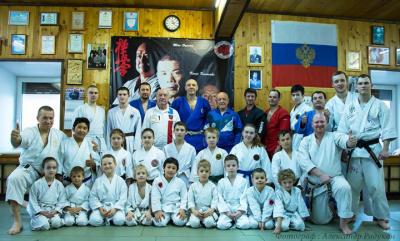 Стартовала серия семинаров для тренеров исудей московских клубов