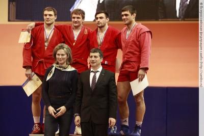 Владимир Приказчиков стал победителем чемпионата России!