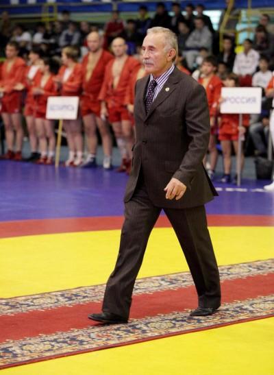 Этап кубка мира посамбо напризы Асламбека Аслаханова