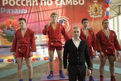 Евгений Тарасов: «Вфинале первенcтва России удалось вырвать победу напоследних секундах»